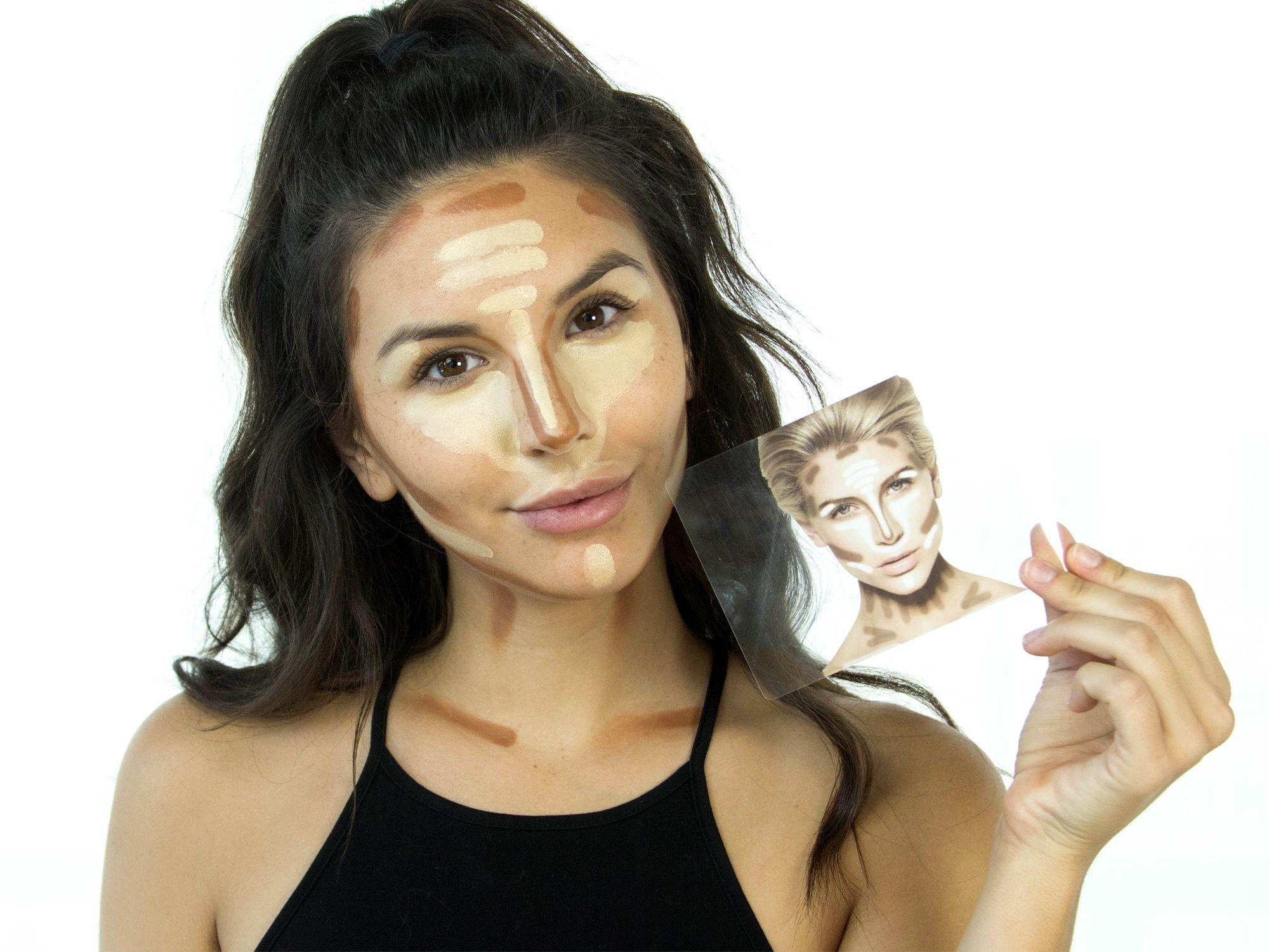 Aesthetica Cosmetics Cream Contour and Highlighting Makeup