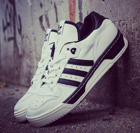 0b0de016e76fc adidas Originals Rivalry Lo - White - Black - SneakerNews.com ...