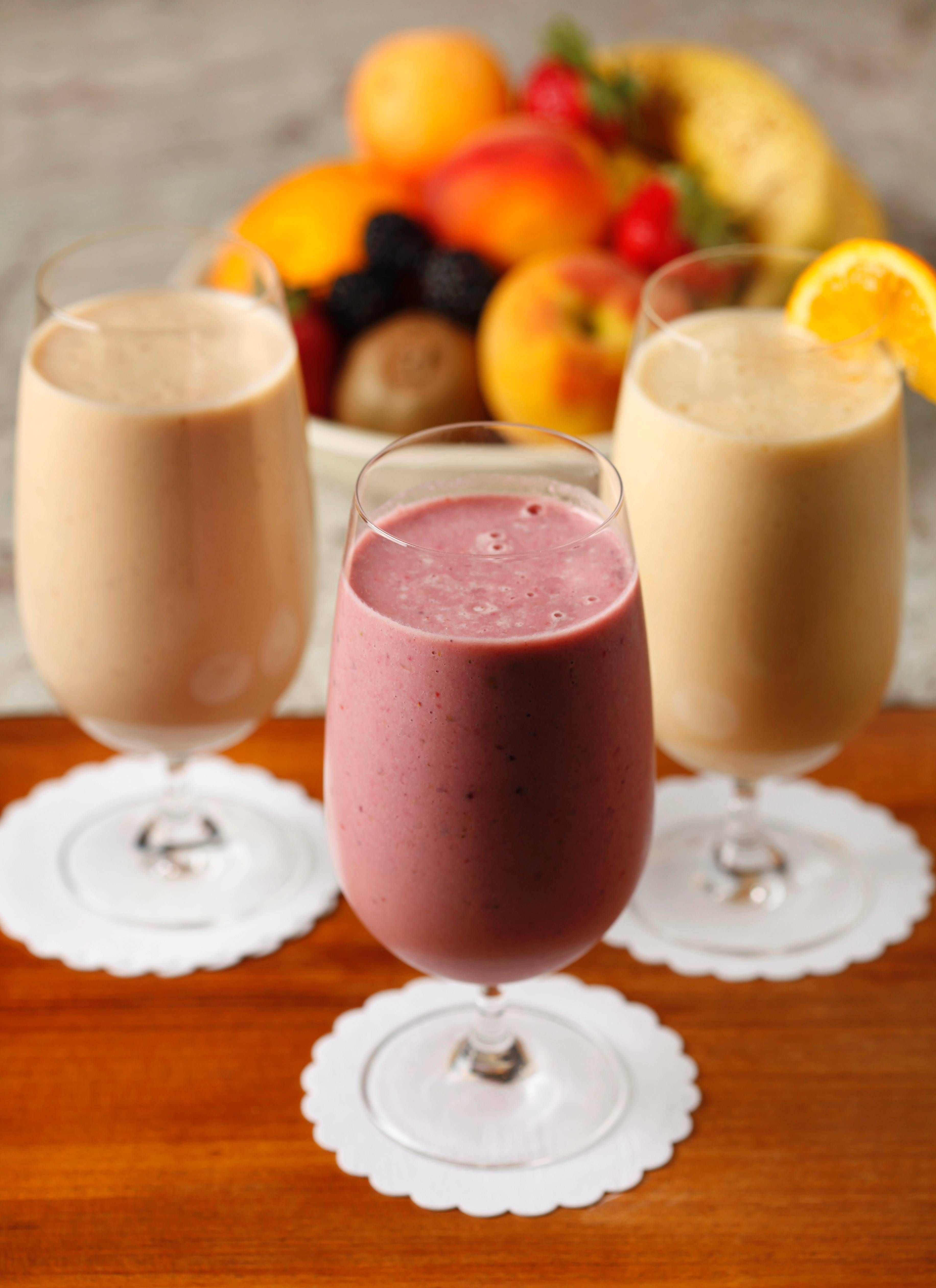 Freeze fresh fruit now for healthy smoothies all year long