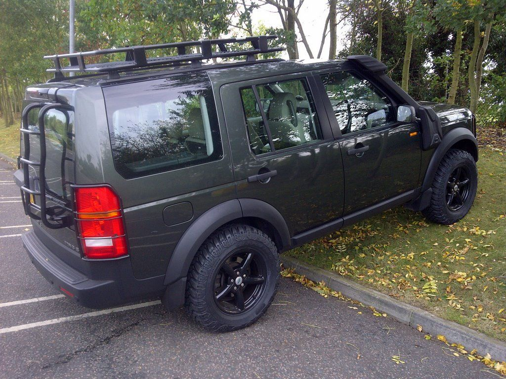 Discovery 3 Rock Sliders Land Rover Camping Land Rover Overlanding