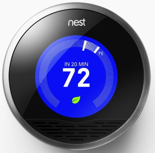 The Nest Learning Thermostat (250) is simple it learns