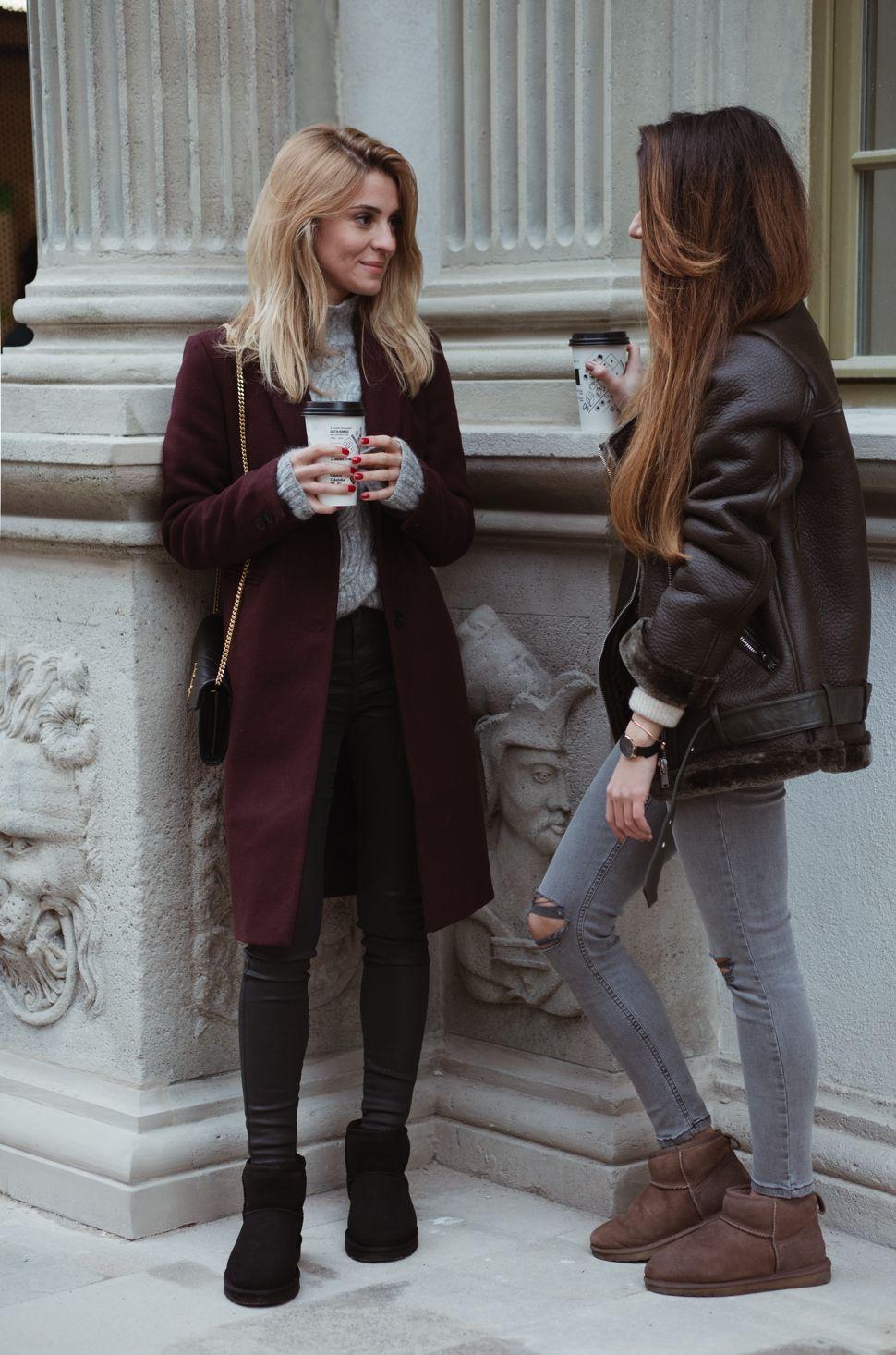 Look of The Day, czyli jak nosić Ugg i Emu w mieście | Make Life Easier