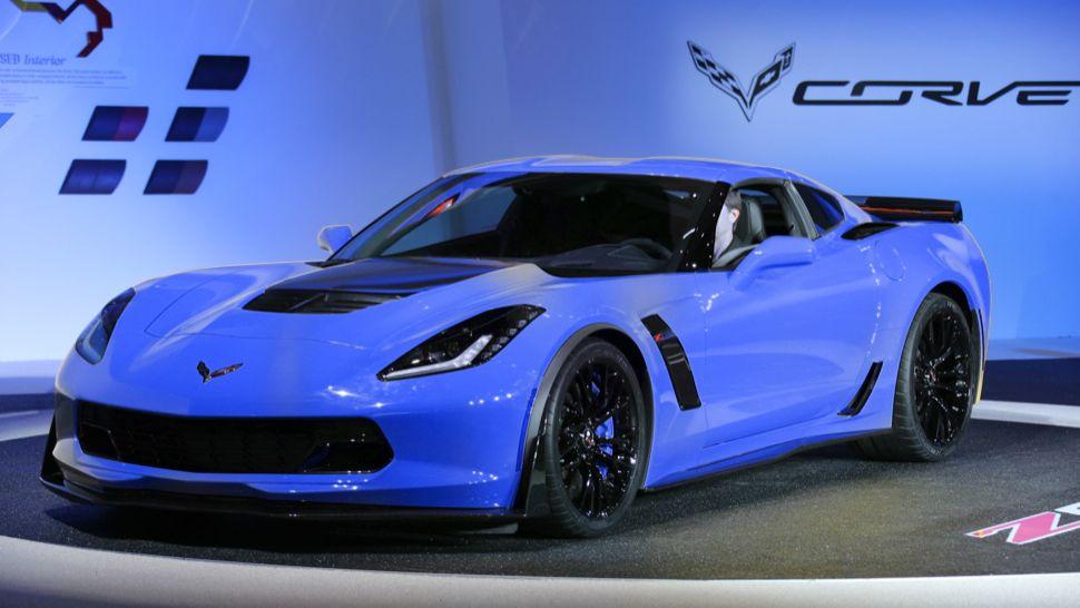 2015 Corvette C7 ZO6 2015 corvette, Corvette, Corvette c7