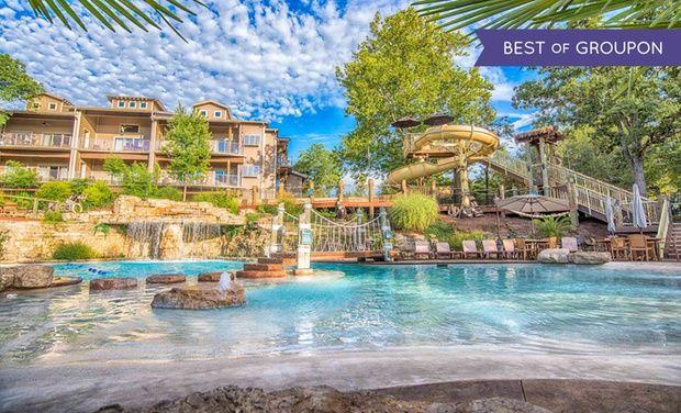 Stay At Stillwaters Lakefront Resort In Branson Mo Dates Into May Resort Branson Resorts Lake Resort