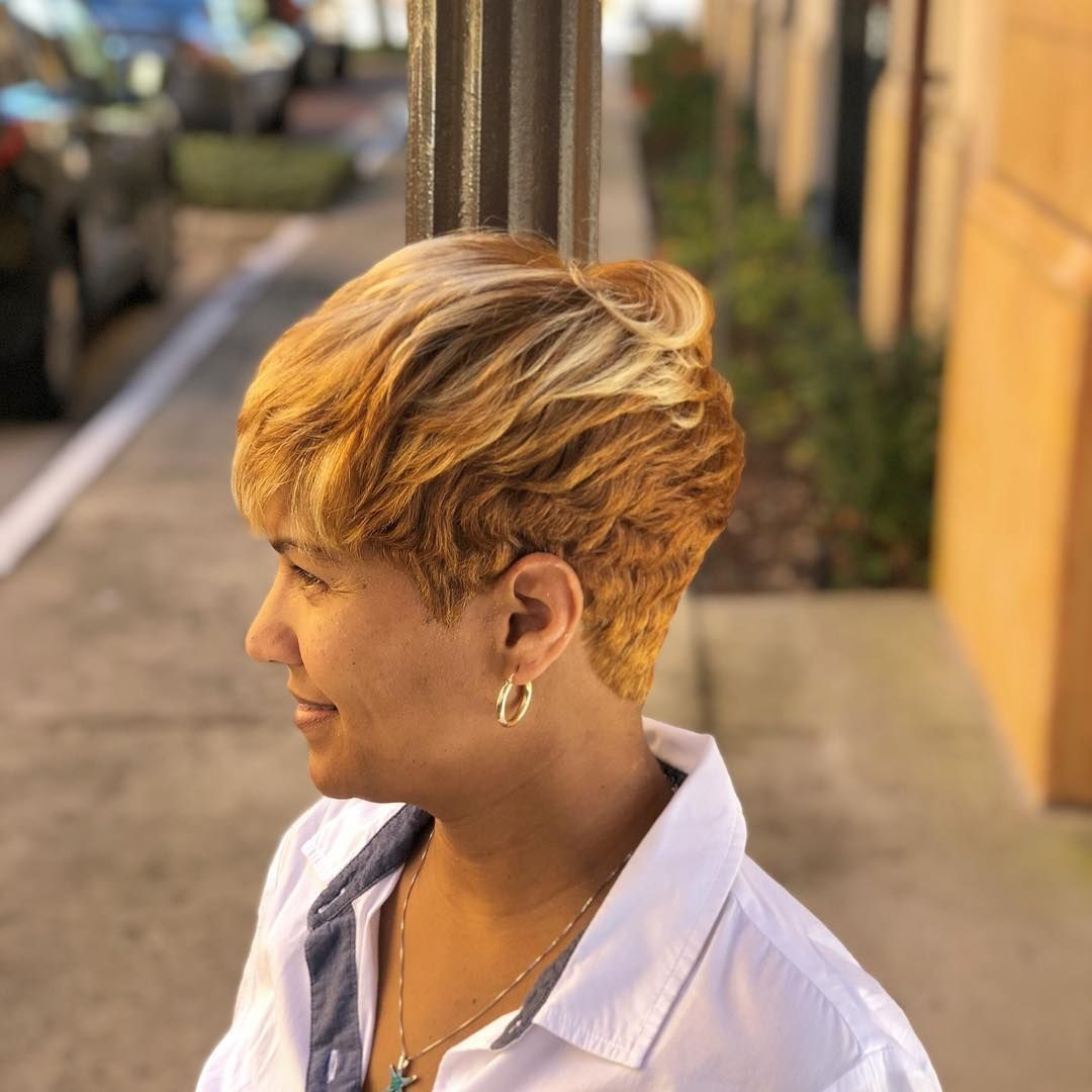 Hairstyle for round faces women finger waves and woman hairstyles