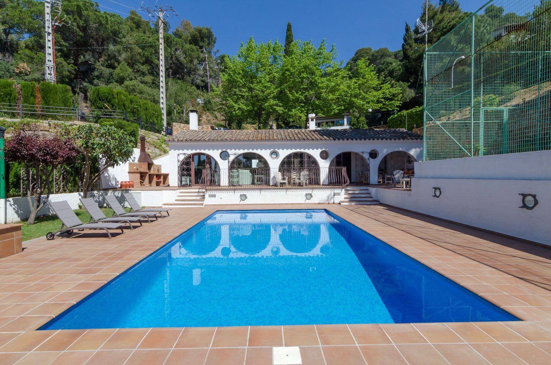 Holiday Home Tossa De Mar Costa Brava Villa Spain For Rent Sofimar
