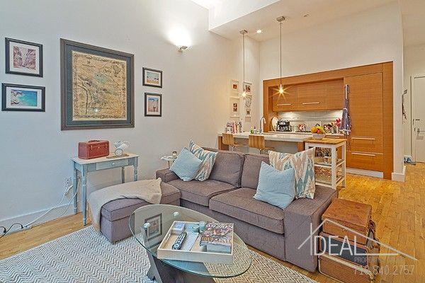 Sold Stunning Luxury Loft In Brooklyn Heights Luxury Loft