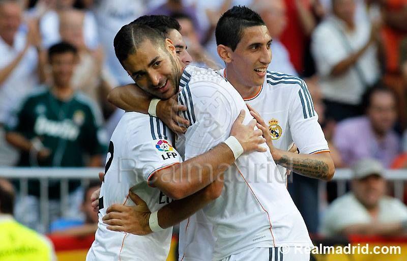 Real Madrid 3-1 Athletic Club taken at Estadio Santiago Bernabéu #HalaMadrid