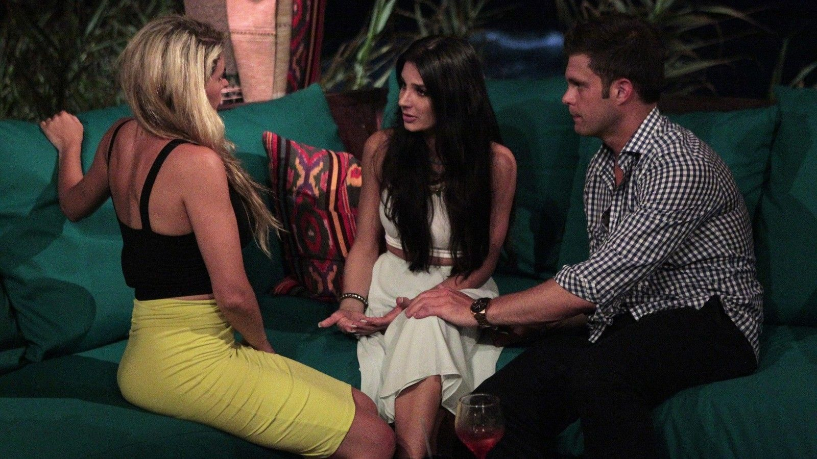 Bachelor in Paradise: When Becca Kufrin Shows Up, Ex