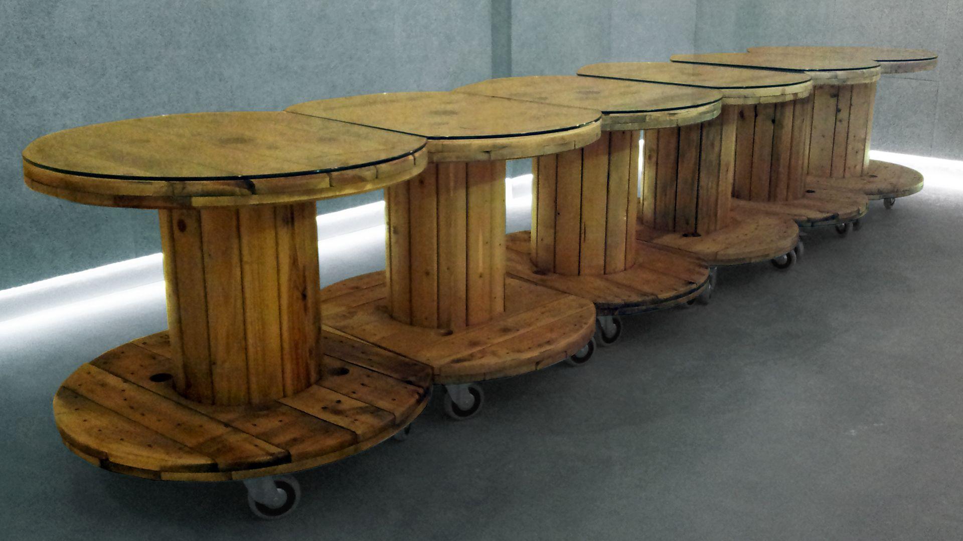 Mesa carrete ping pong arquitectura proyectos para el - Mesas de arquitectura ...