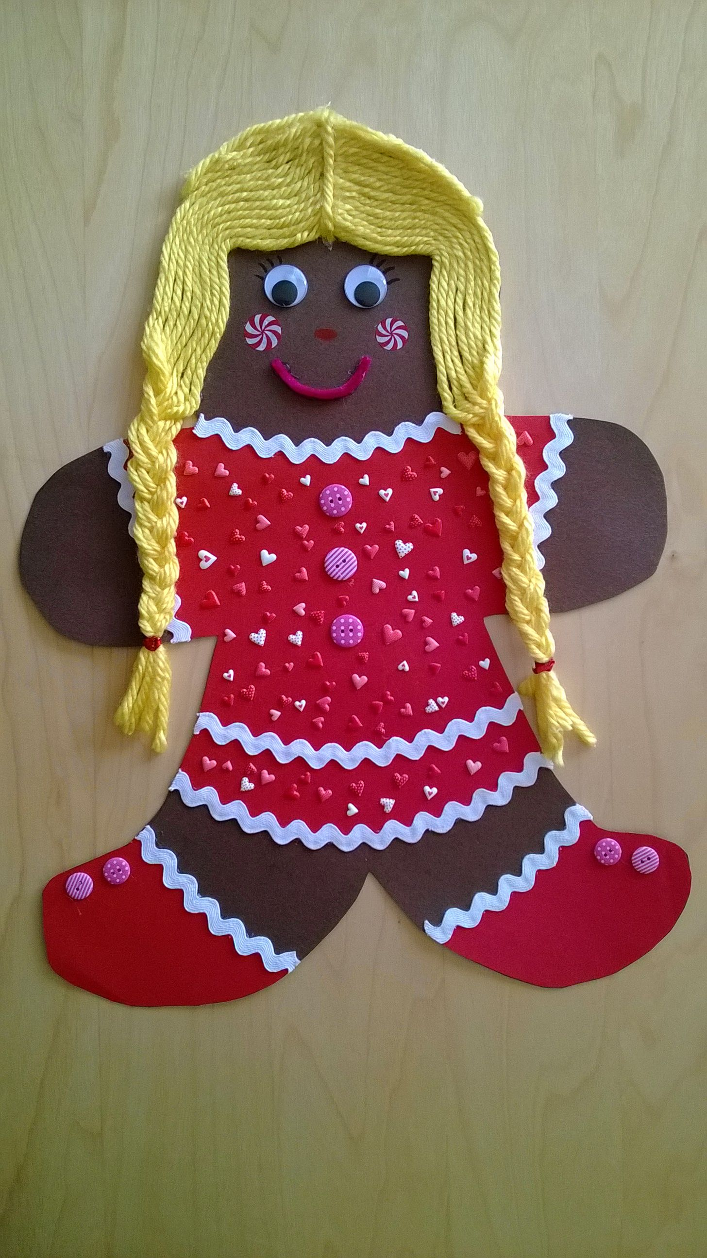 Suzy Gingerbread Man S Girlfriend Preschool Homework