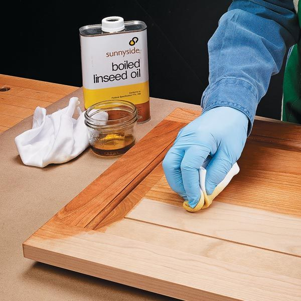 A Fast Amp Durable Finish Recipe Woodworking Finishes