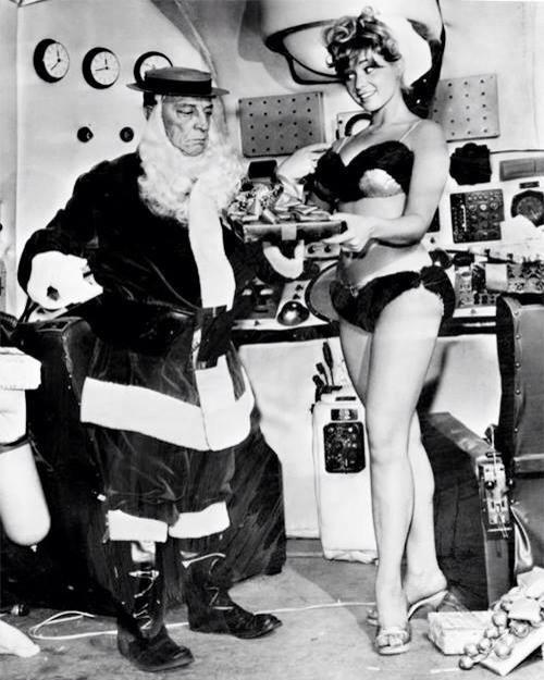 Buster And Bobbi Shaw, Dec 17, 1964