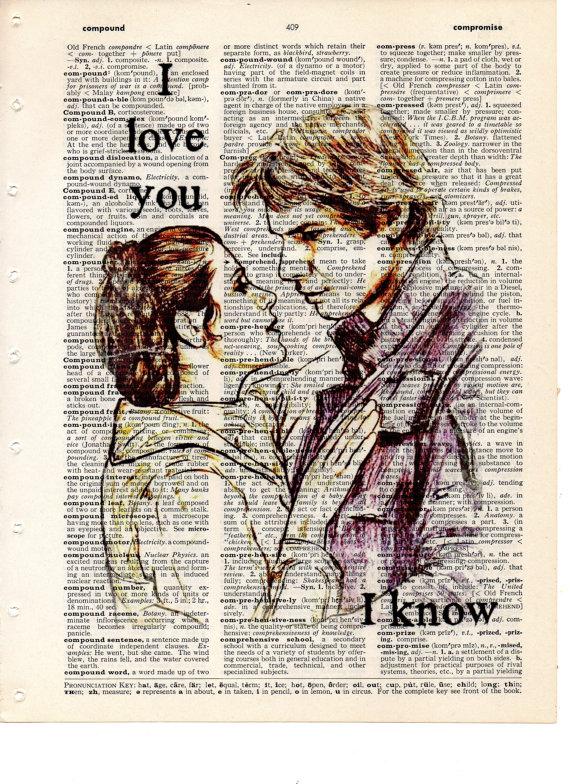 Han leia i love you i know