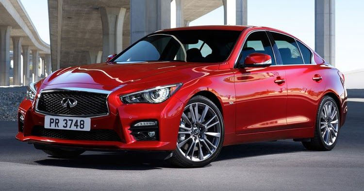 Infiniti Reaches New AllTime High Record In March Sales