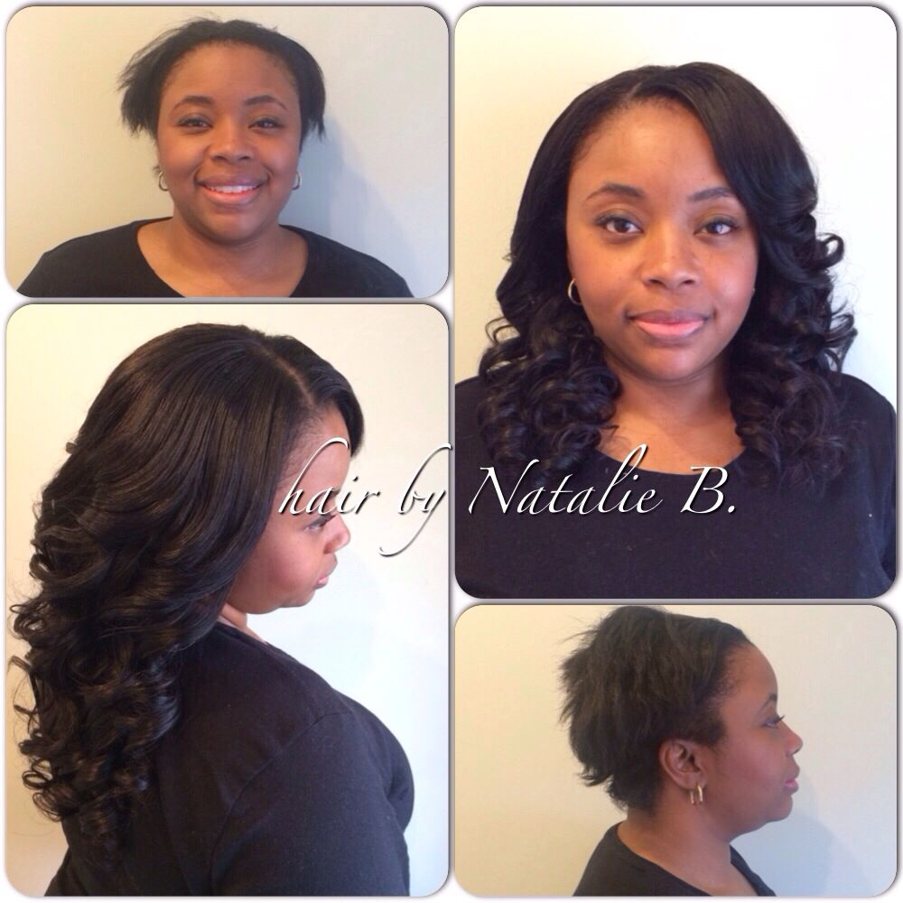 Before After Beautiful Natural Looking Results Flawless Sew