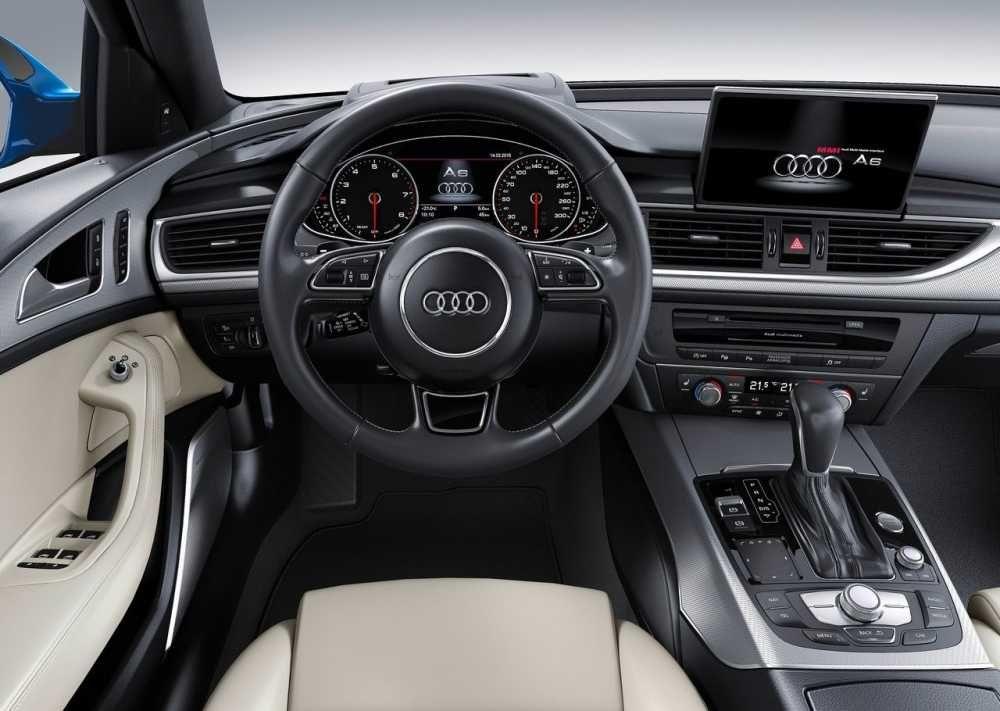 2018 Audi A6 Interior Dashboard Cool Cars Audi Audi A6 Allroad