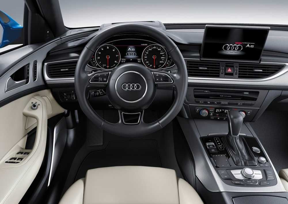 2018 Audi A6 Interior Dashboard Vehicles I Like Audi Audi A6