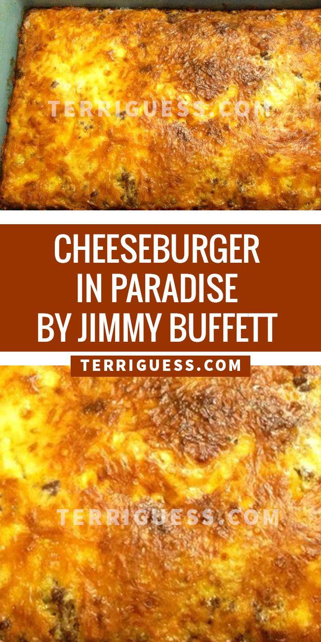 Photo of CHEESEBURGER IN PARADISE BY JIMMY BUFFETT