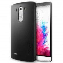 Carcasa LG G3 Spigen SGP Ultra Fit Negra $ 143,00