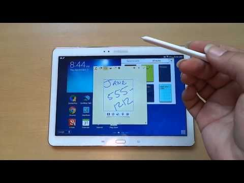 Samsung Galaxy Note 10 1 2014 Edition Review With Images Samsung Galaxy Note Galaxy Note 10 Samsung Galaxy