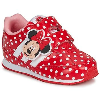 the best attitude 6f003 c7f8a Scarpe Adidas bambina a pois con Minnie - Spartoo.it ...
