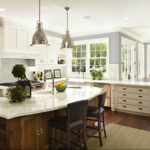 Kitchen Island With Cabinets And Seating: Kitchen Islands With Seating