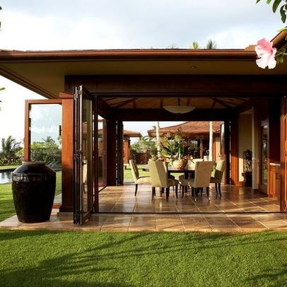 Spanish Style Enclosed Patio Design Pictures Remodel Decor And