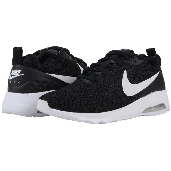 3910037cc1f Nike Air Max Motion Lightweight LW (Black/White) Women's Shoes ($75 ...