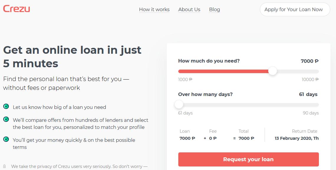 Crezu Philippines Online Broker Online Loans Online