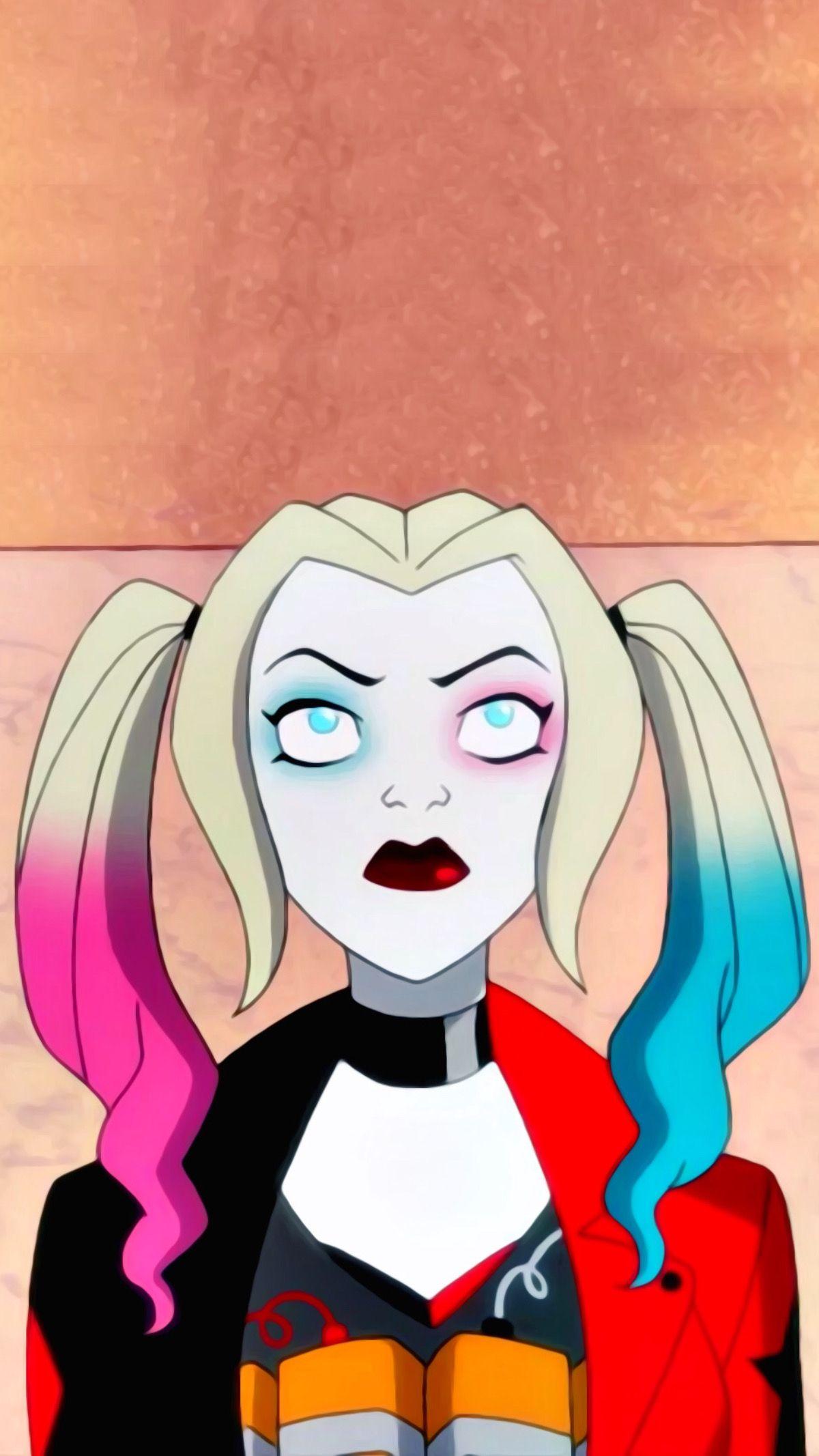 Harley Quinn Wallpaper Cartoon : harley, quinn, wallpaper, cartoon, ♦️Harley, Quinn, Series♦️