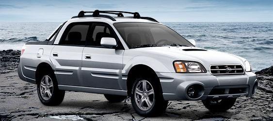 Subaru Baja Let S Tack A Pickup Bed Onto The Back Of 4 Door Sedan Did We Learn Nothing From Ranchero And El Camino