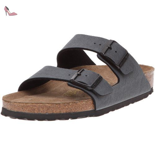 Crocs Swiftwater Leather Slide Men, Sandales Bout Ouvert
