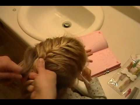 How to French Braid. I need to brush up (pun intended) on my hairstyling know how.... Which is null....