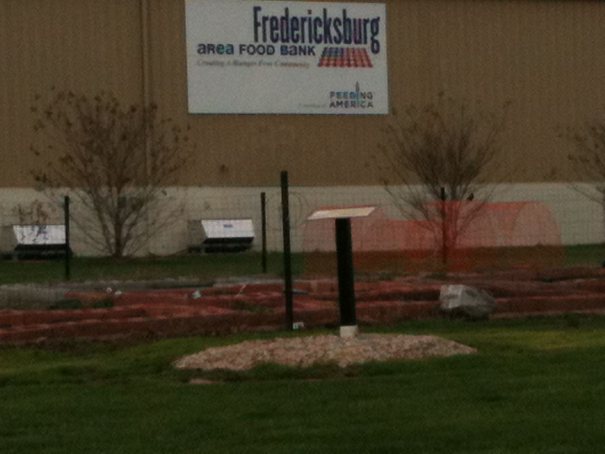 We are an agency of the Fredericksburg Area Food Bank, a Feeding America Food Bank.