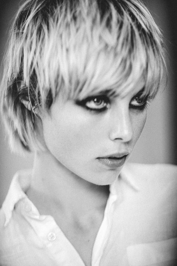 Sonia Rykiel Spring 2015 RTW Backstage coiffure