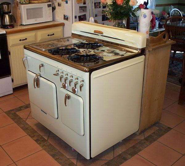 If I ever get my Chambers Stove redone.  http://www.matterastoveworks.com/images/c3.jpg