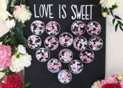 6 Clever Engagement Party DIY Projects  DIY wedding favor magnet board | Jessica...  6 Clever Engagement Party DIY Projects  DIY wedding favor magnet board | Jessica…  6 Clever Engag #Board #Clever #DIY #engagement #Favor #Jessica #Magnet #Party #Projects #Wedding