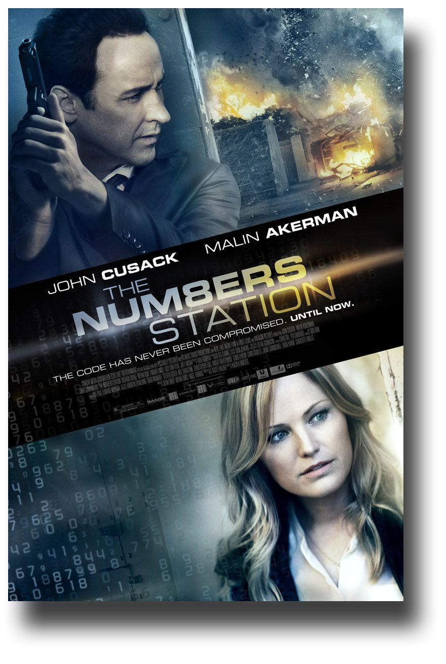 Numbers Station quite bizarre. Lots of Spy stuff, shoot