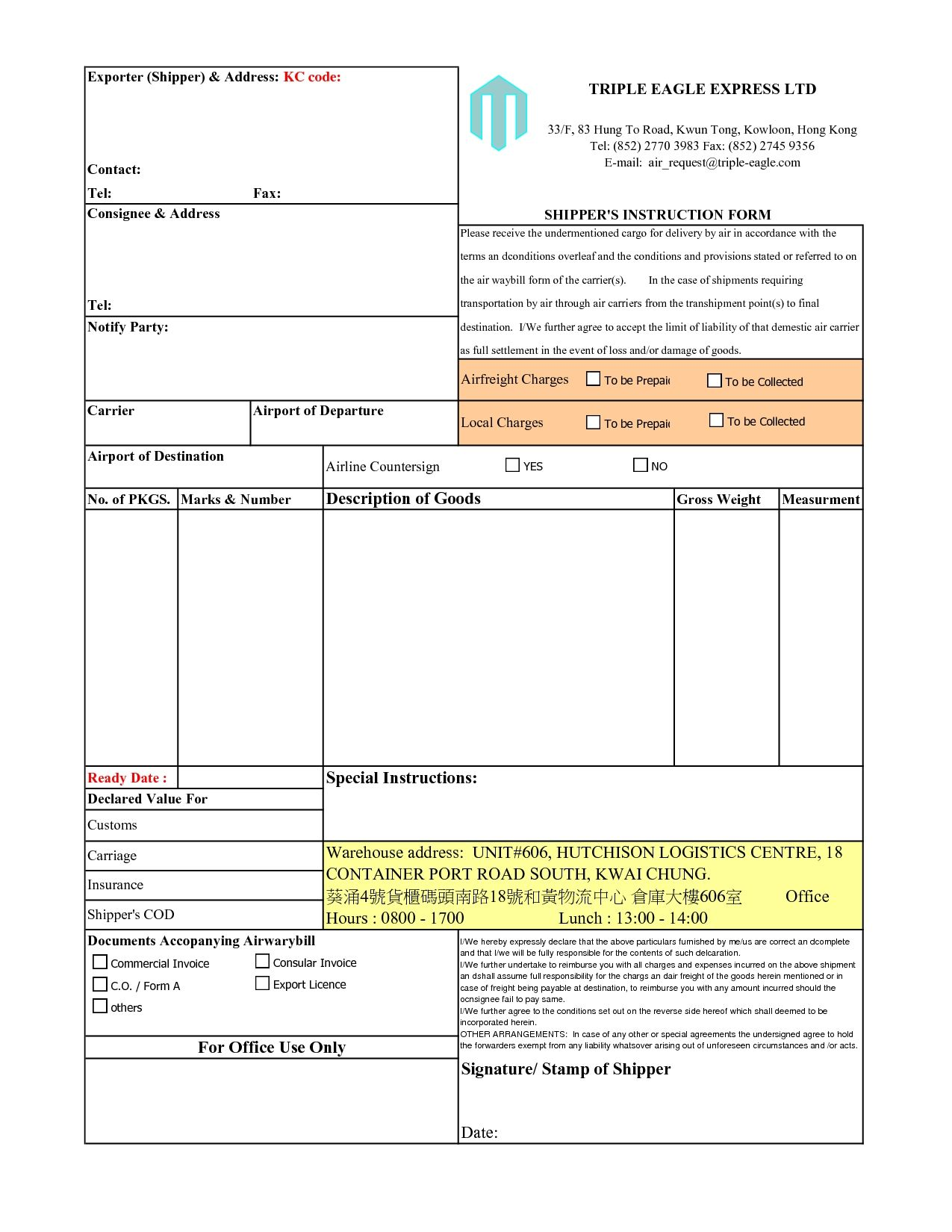 Consular Invoice Format Pdf Invoicegenerator Consular Invoice