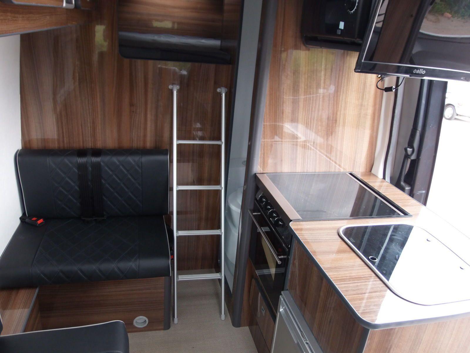 Race Van Conversion Interior Kit For Sprinter Crafter Vans Van Life And Motorhome