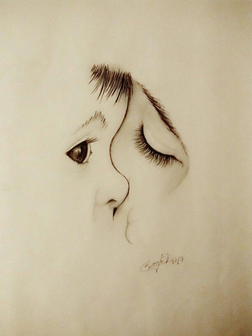 La Profundidad De Campo Sketches Pencil Art Drawings Art Drawings