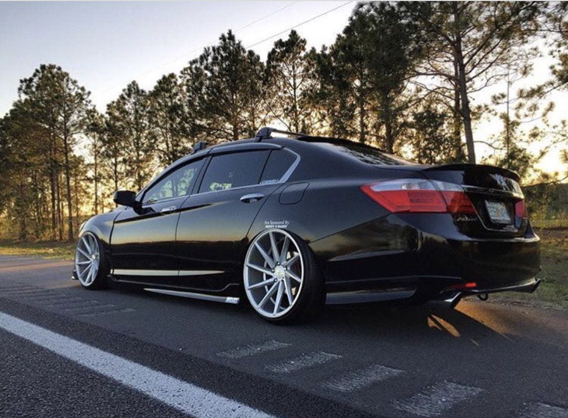 Pin by BiggStevO on Honda Accord Honda accord sport