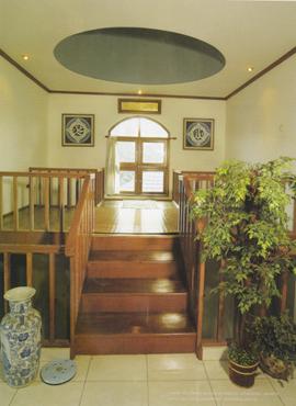 Berikut 17 Desain Mushola Mungil Dalam Rumah Rumah Home Fashion Desain
