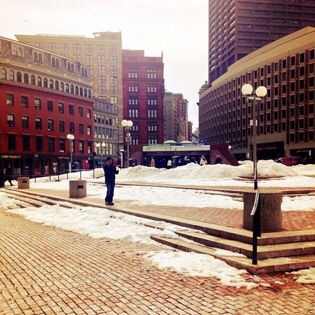 City Hall Plaza Boston calling City, Hall, Boston