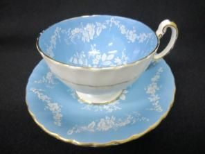 Aynsley Cabinet cup & saucer