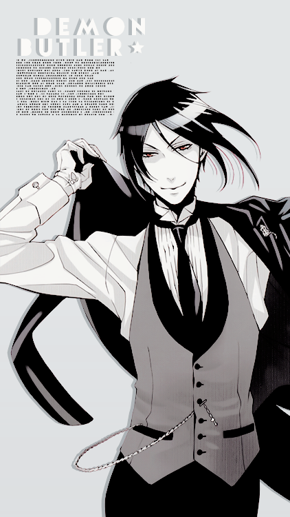𝐓𝐢𝐭𝐚𝐧𝐢𝐚𝐡titaniahh Black Butler Wallpaper