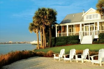 The Cottages At Charleston Harbor Charleston With Images Top Hotels Mount Pleasant South Carolina Hotels Near