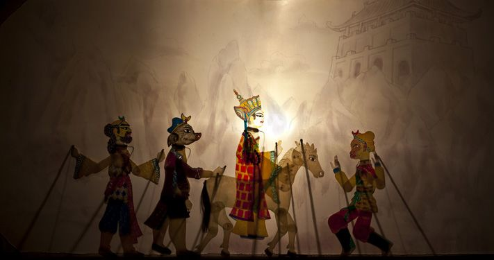 Chinese Shadow Puppet Show (With images) | Shadow puppets, Shadow ...