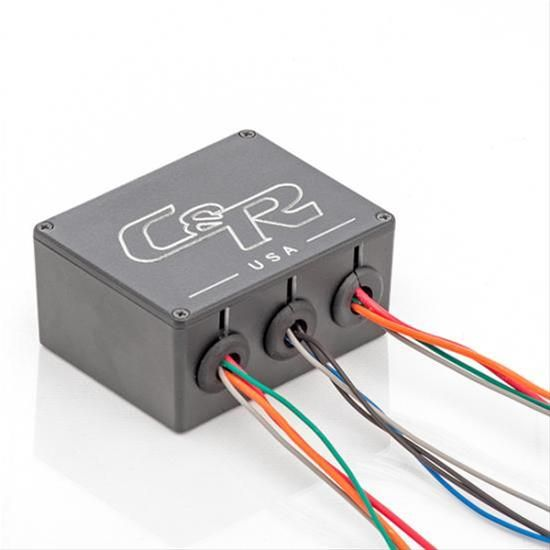 Find C Amp R Racing Alloy Relay Mounting Boxes 33 10500 And Get Free Shipping On Orders Over 99 At Summit Racing Simplify Electric Fan Rubber Grommets Relay